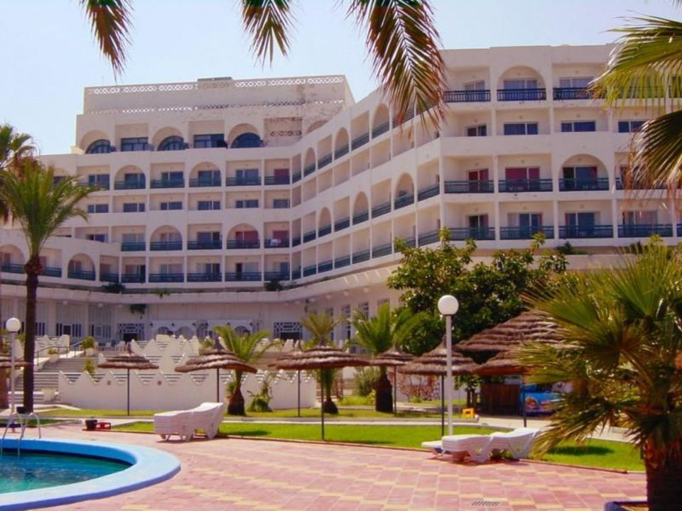 Hotel Skanes EL Hanna Tunesien Hotel Skanes El Hana
