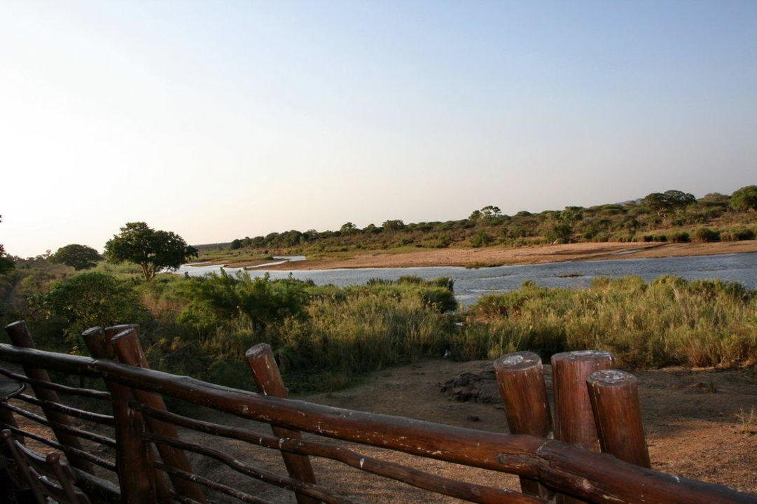 Lower Sabie River Restcamp Lower Sabie