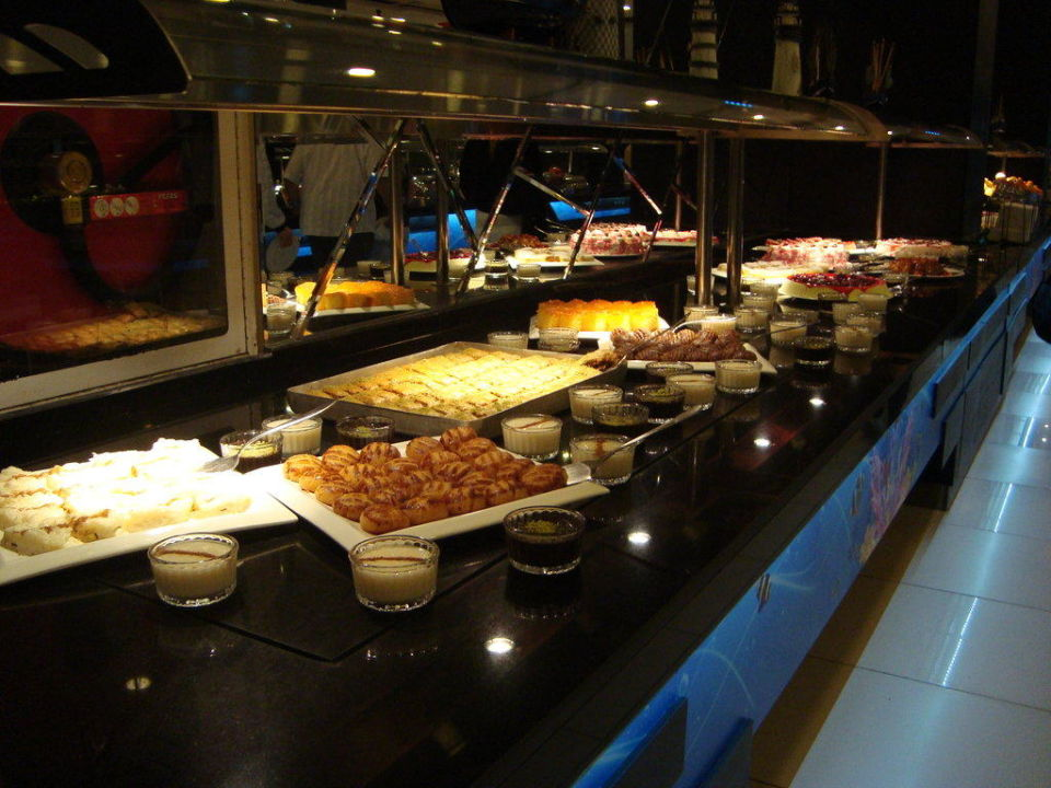 Buffet Limak Atlantis De Luxe Hotel & Resort