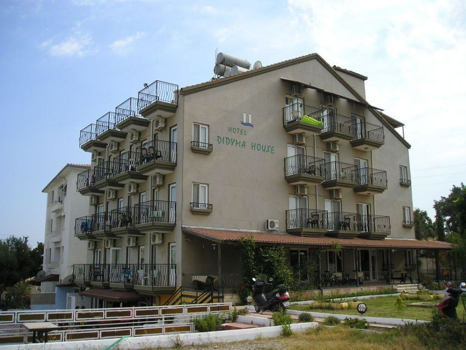 Hotelansicht Hotel Didyma House