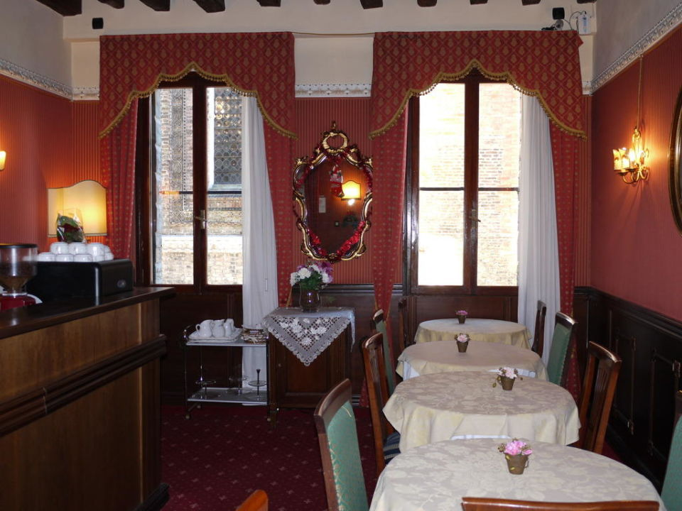 Frühstücksraum Hotel Ca' Morosini