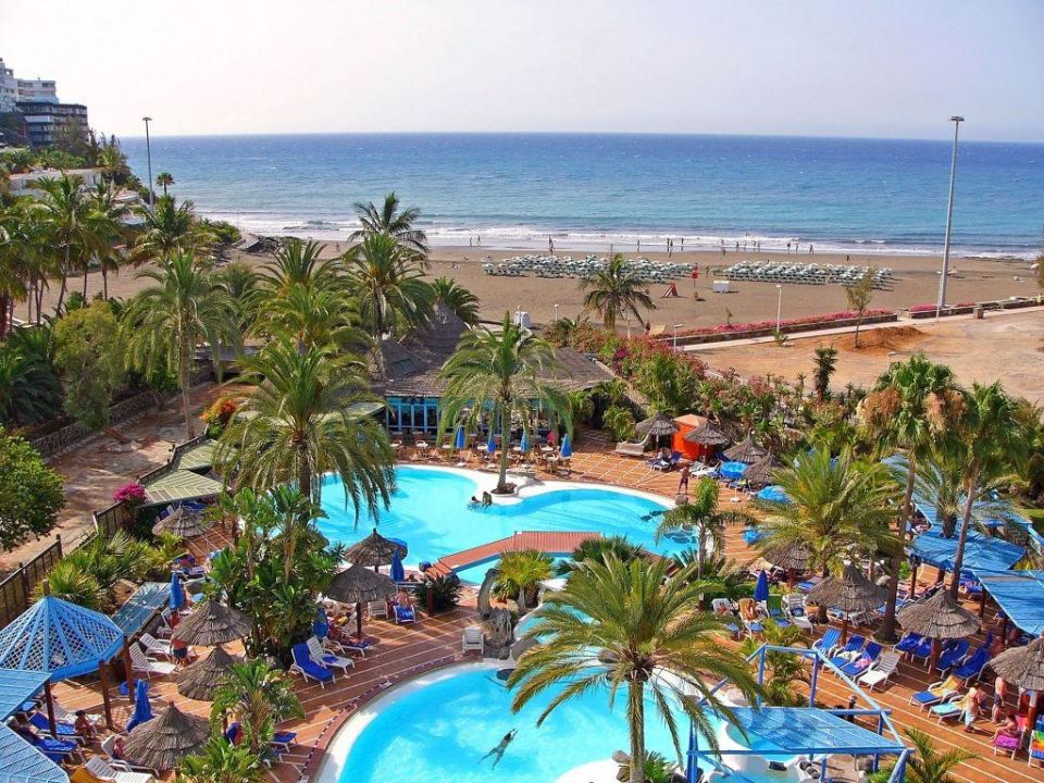 Hotel Ifa Beach Gran Canaria San Agustin
