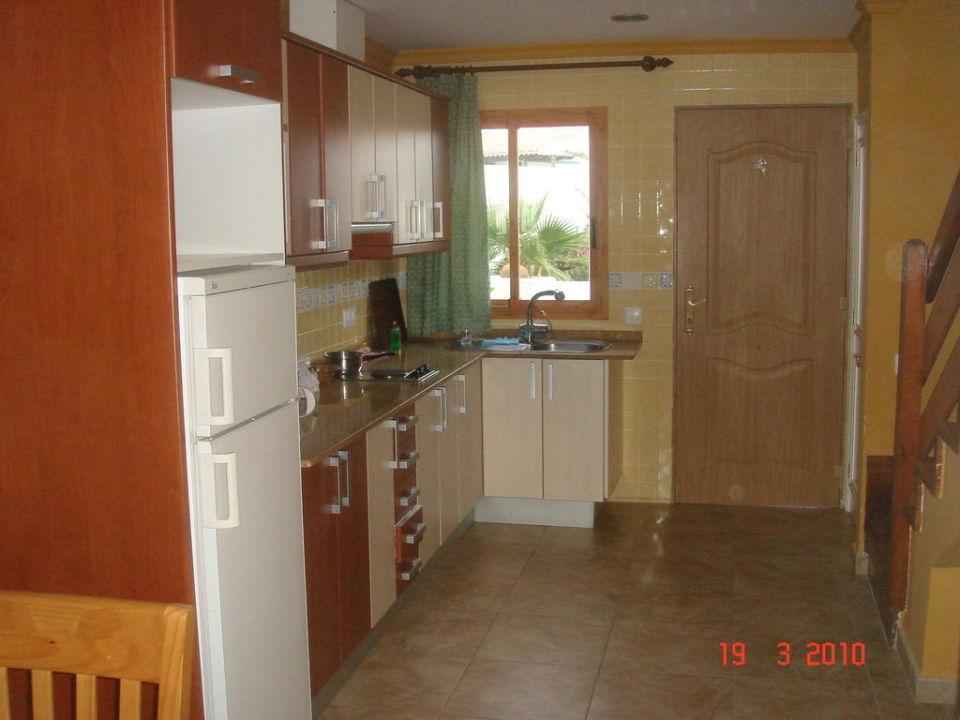 Küchenbereich Hotel Betancuria