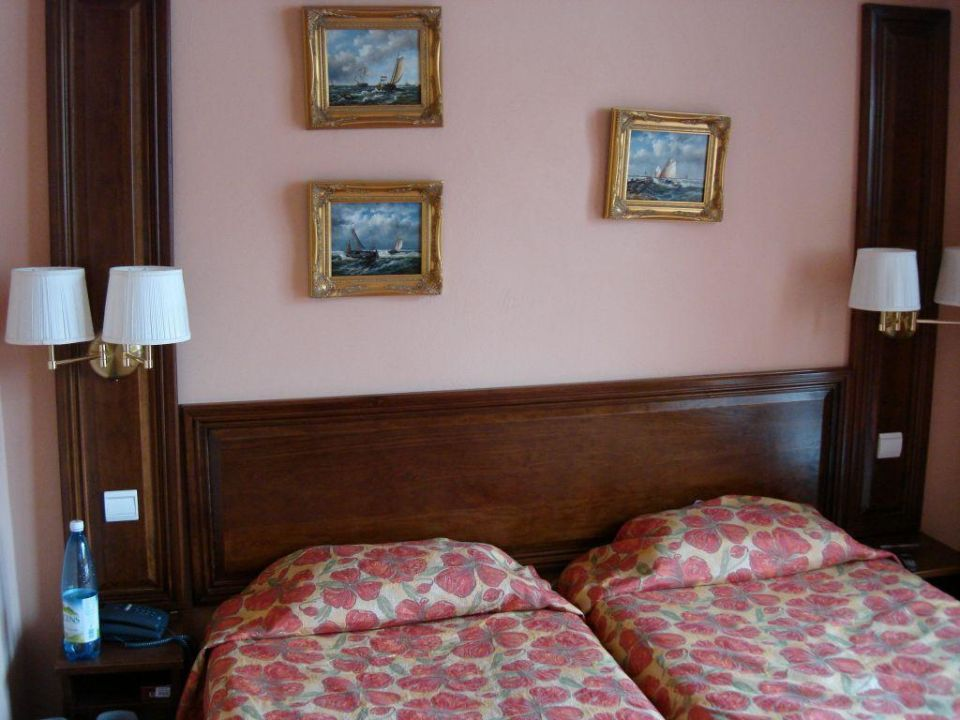 Pokój Hotel Du Pic Blanc
