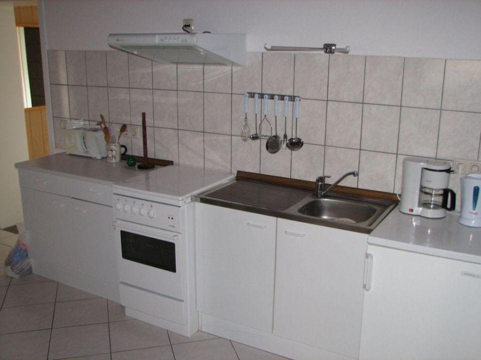 Küchenzeile einfach  Einfache Küchenzeile