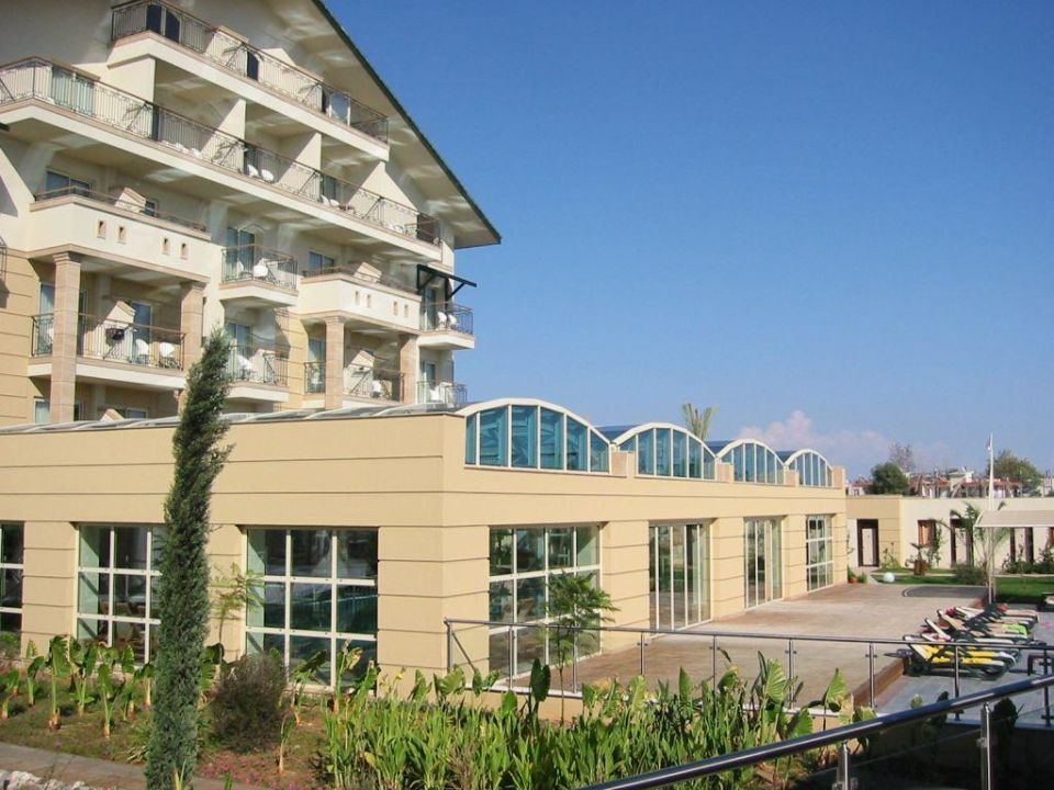 Wellness Alva Donna Exclusive Hotel Belek