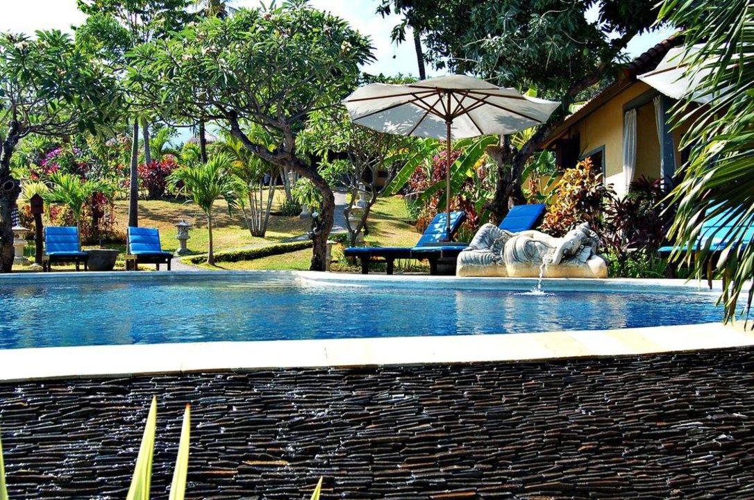 Ein Genuss  Hotel Puri Mangga
