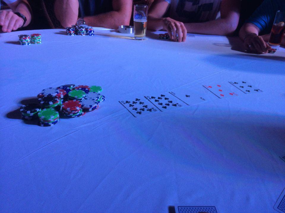 poker nacht