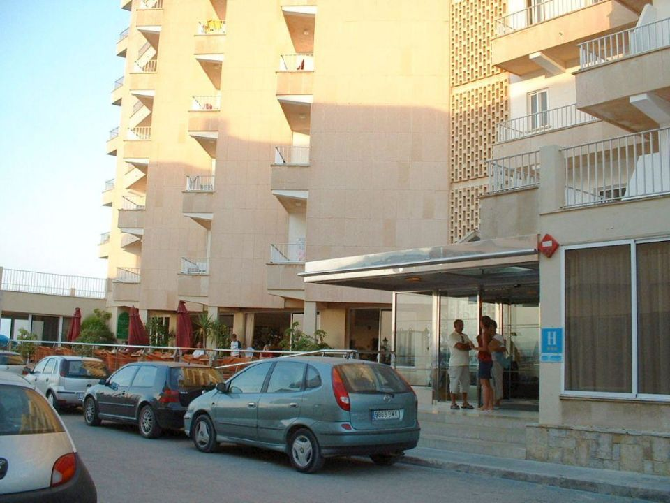 Hotel Gran Bahia Hotel & Apartments