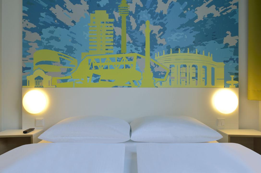 Zimmer B&B Hotel Stuttgart-City