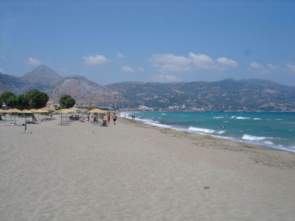 Hotelstrand Santa Marina Beach