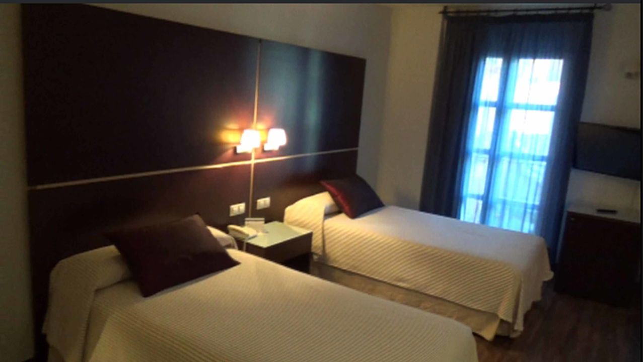 Zimmer Hotel Rice Palacio de los Blasones