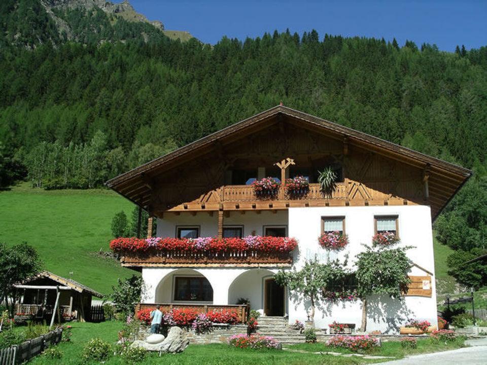 Der Bacherhof Wanderbauernhof Bacherhof