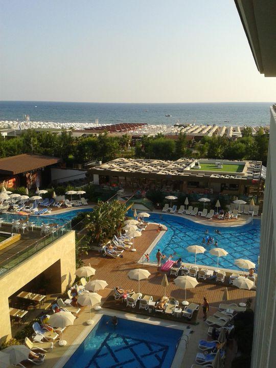 Trendy Verbena Beach Hotel Evrenseki