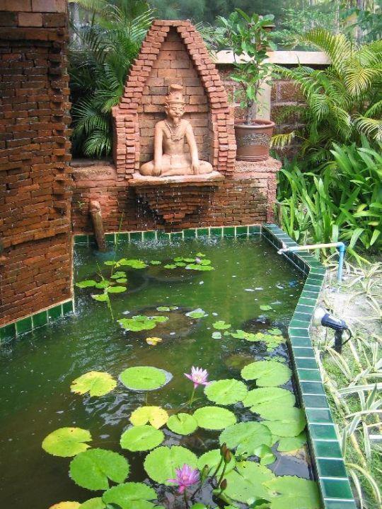 Ein Herz für Frösche, aber auch Mücken! Santhiya Tree Koh Chang Resort