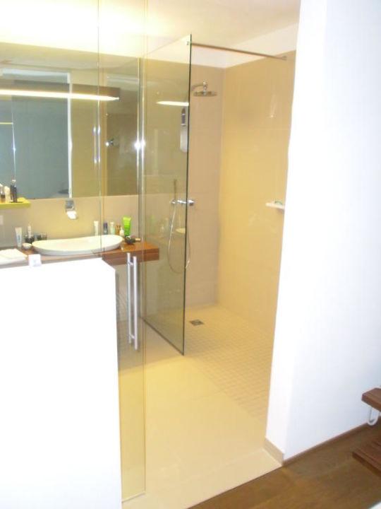 Bild privater whirlpool zu designhotel gius la residenza for Designhotel gius la residenza