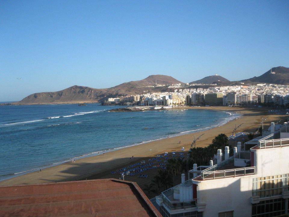 Foto Vom Pool Dach Hotel Concorde Las Palmas De Gran Canaria