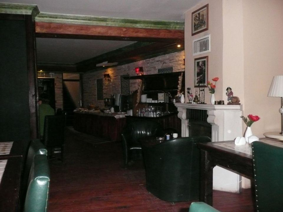 Das Restaurant  Hotel Kupeli Palace