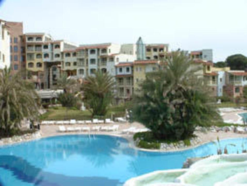 Pool-Anlage Limak Arcadia Hotel & Resort