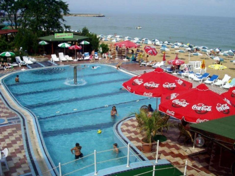 Goldstrand, Bulgarien Hotel Morsko Oko Garden