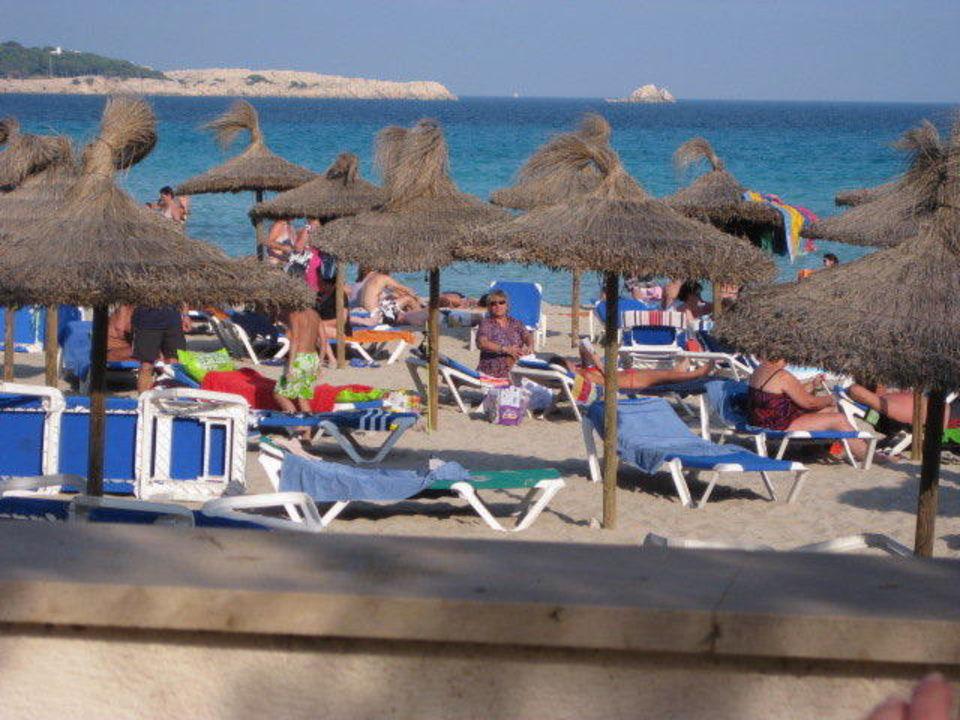 Strand Direkt Am Strand Hotel Na Forana Cala Ratjada