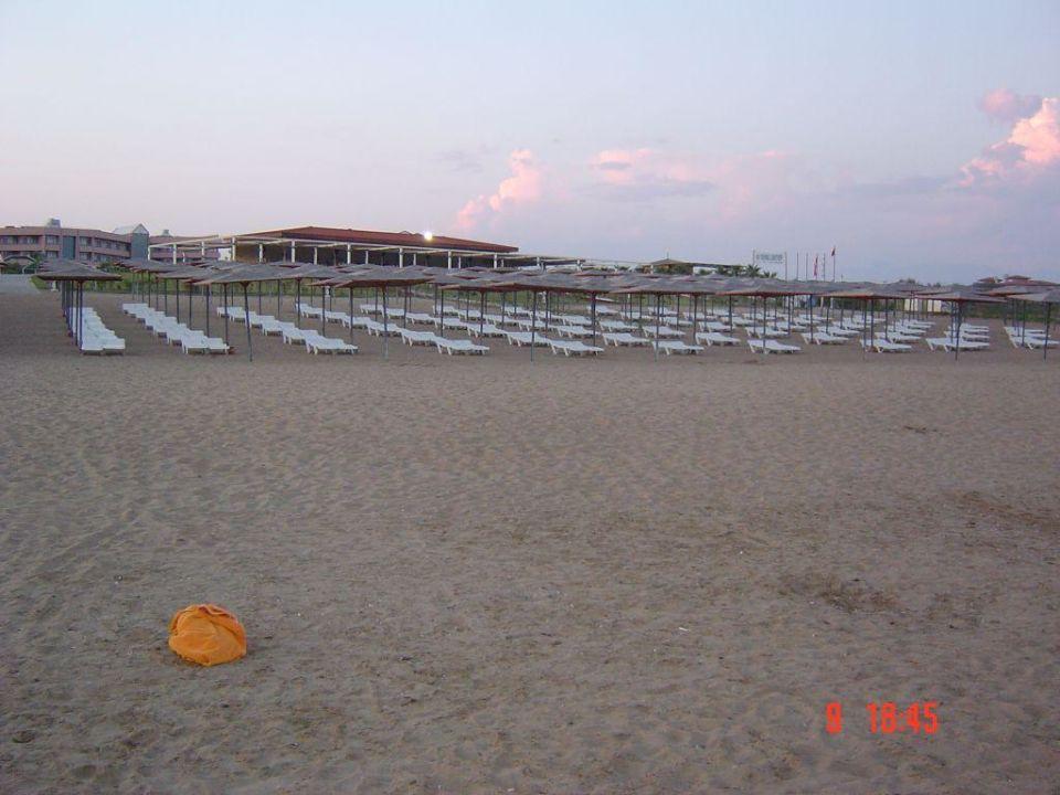 Strand und Snack-Bar Hotel Süral Resort