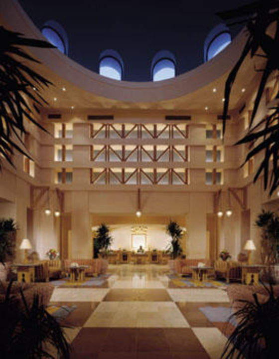 Lobby Hotel Sheraton Miramar Resort