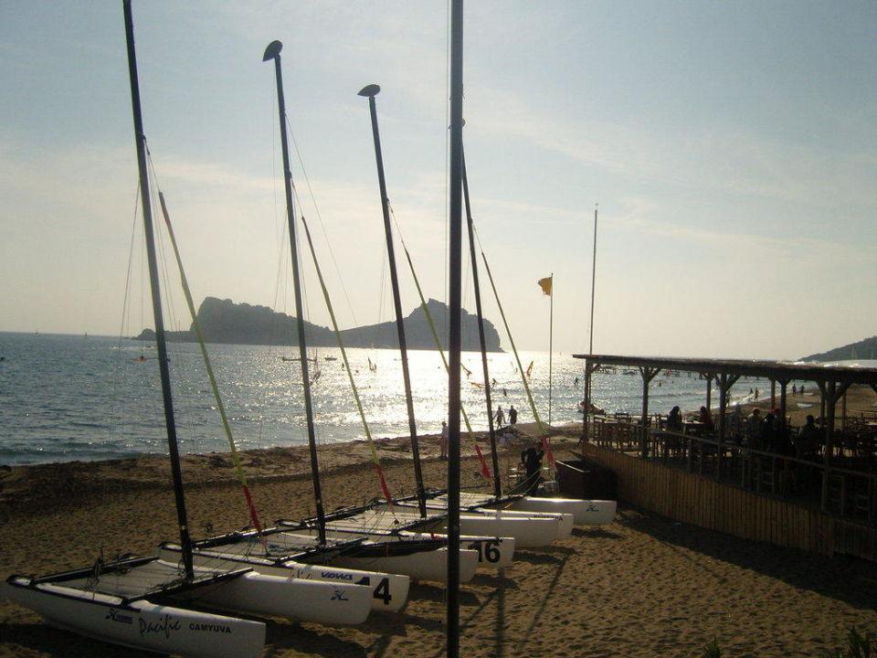 Wassersportbereich ROBINSON CLUB SARIGERME PARK