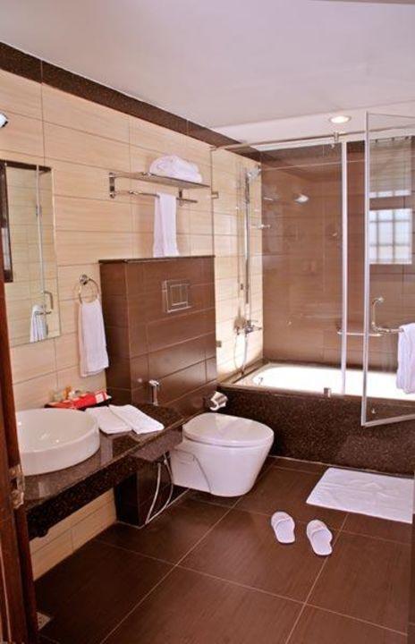 Toilet Hotel Arpanaa