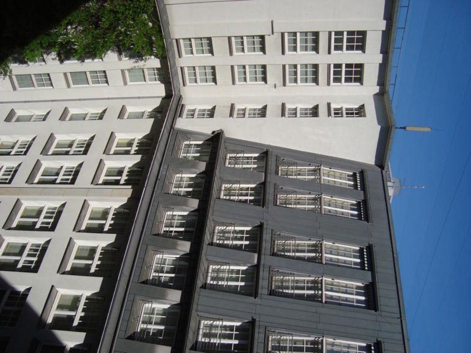 Ausblick Apartment A6 Park Hyatt Hamburg