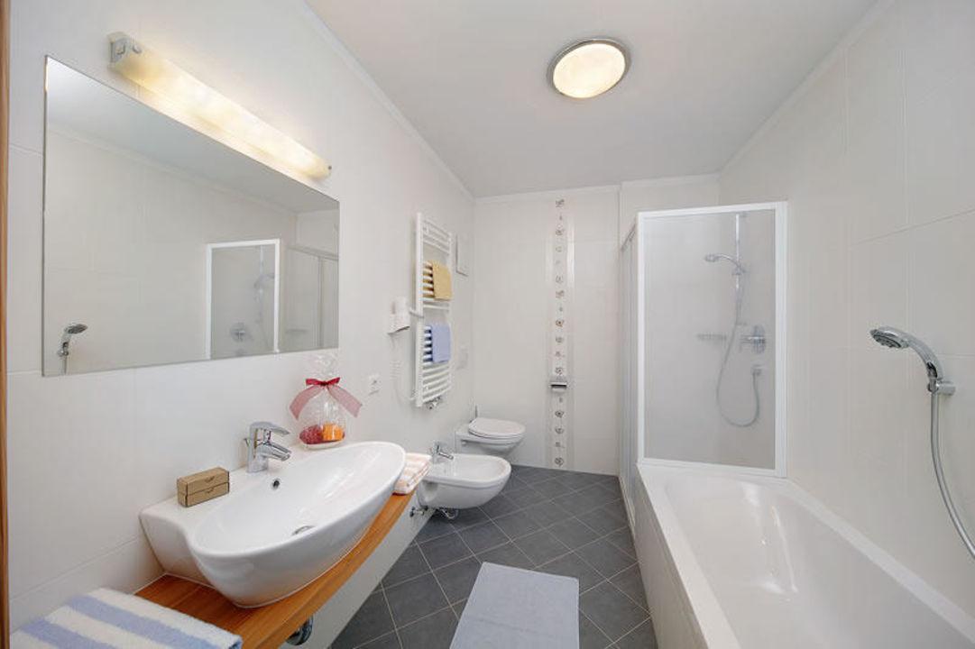Badezimmer Leitenhof