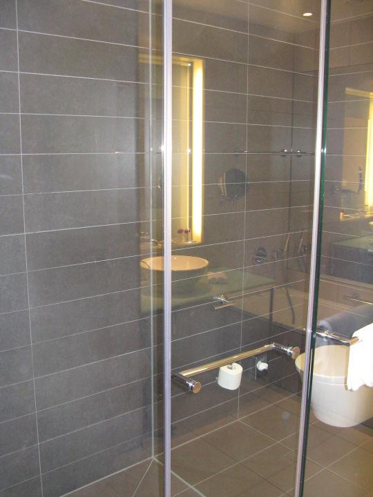 Abtrennung Dusche Wc Mit Glaswänden Im Bad Vienna House Andels