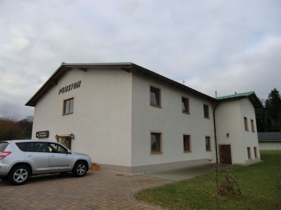 Das neue Gästehaus\