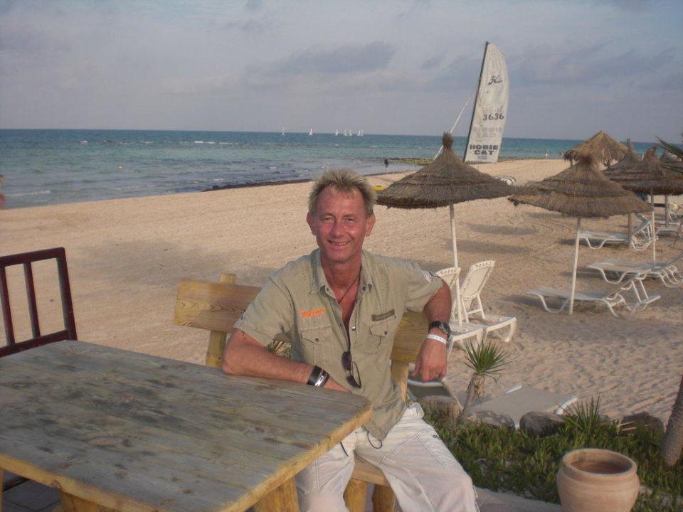 Der Strand und ich Hotel Seabel Rym Beach Djerba