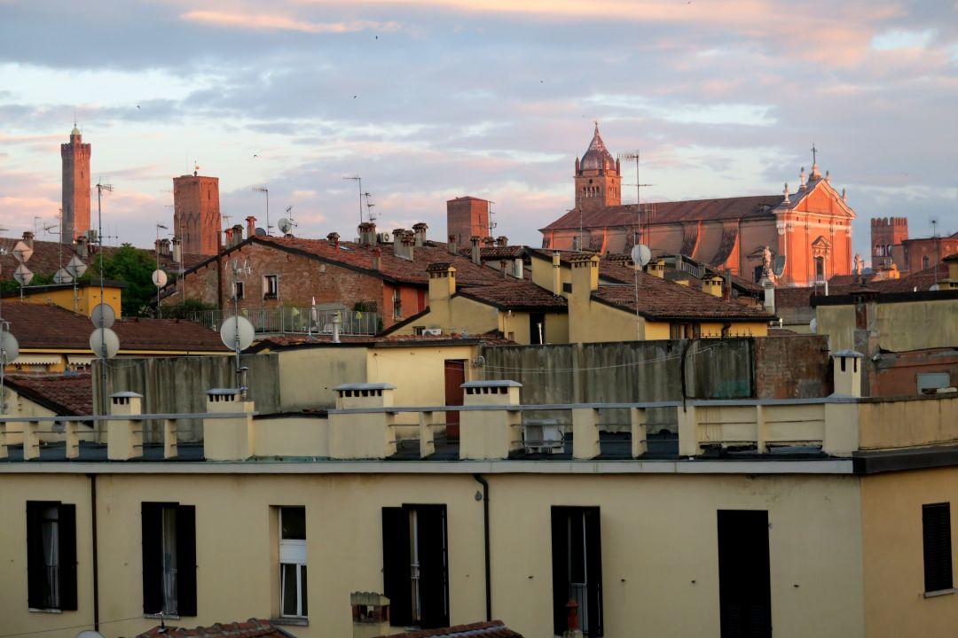 Ausblick Nuovo Hotel Del Porto