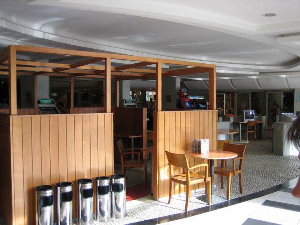 Internetbereich Hotel Silence Beach Resort