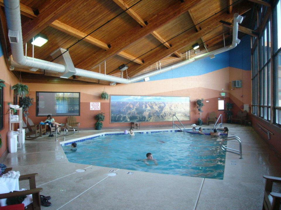 Indoorpool Hotel Holiday Inn Express Grand Canyon