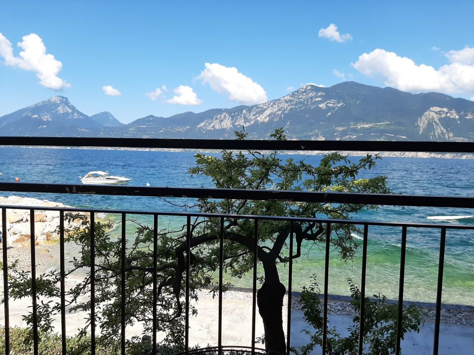 Ausblick Hotel La Caletta Bolognese