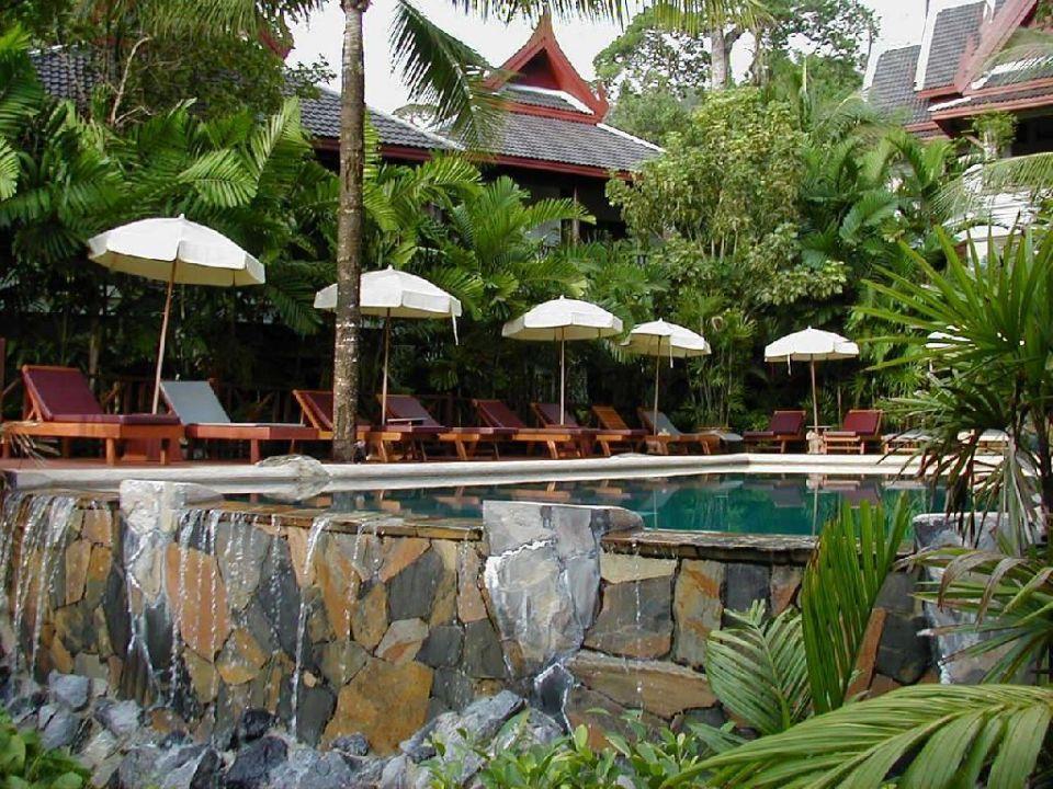 Palm Beach Resort 05-2004 Hotel Khao Lak Palm Beach Resort