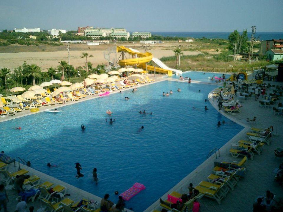 Poollandschaft Diamond Beach Hotel & Spa