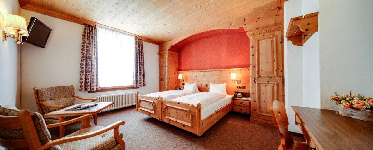 Arvenzimmer Hotel Parsenn