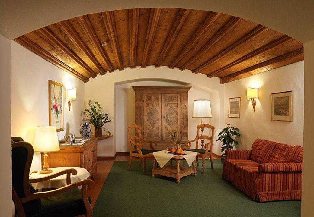 Lobby Hotel Weisses Kreuz