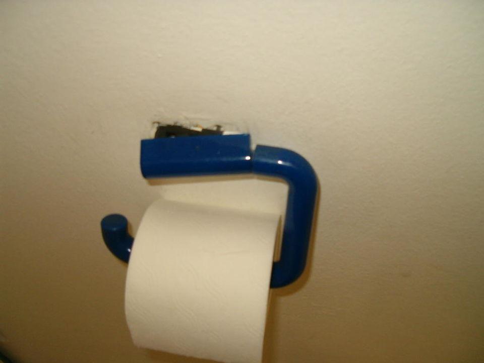 Loser Toilettenrollenhalter Ostsee Resort Damp