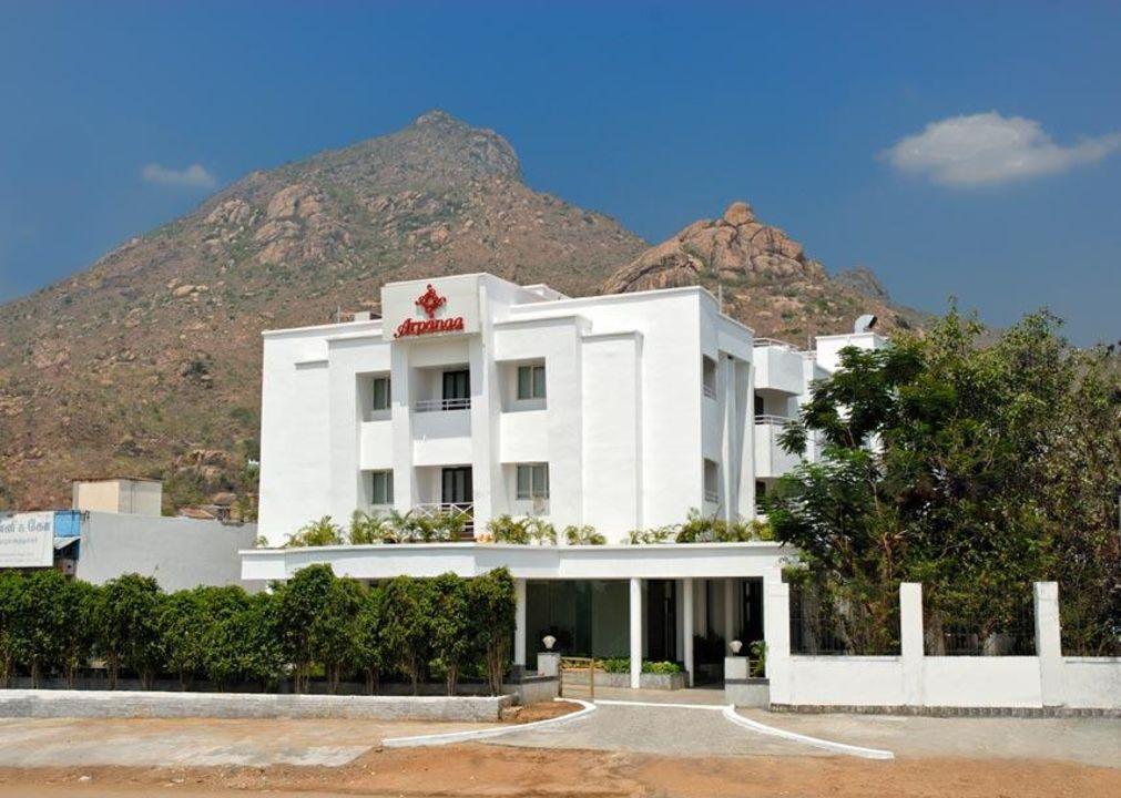 Exterior view Hotel Arpanaa