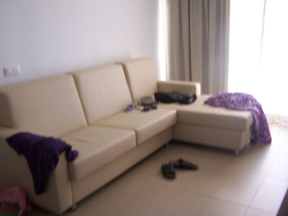 Sofa Las Gaviotas Suites Hotel
