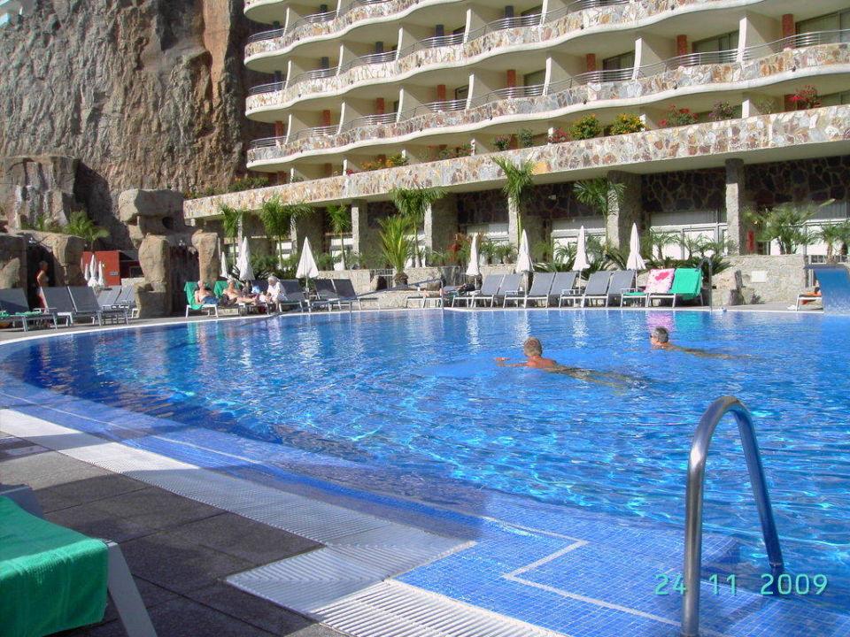 Klares Wasser Hotel Paradise Valle Taurito