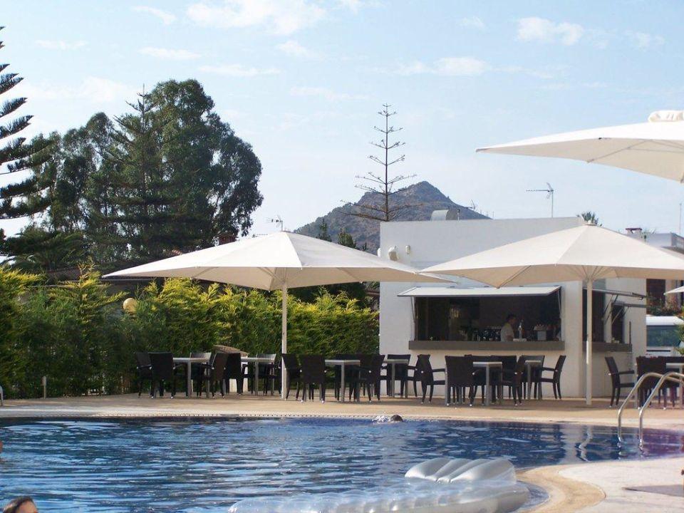 Bar am Pool Las Gaviotas Suites Hotel
