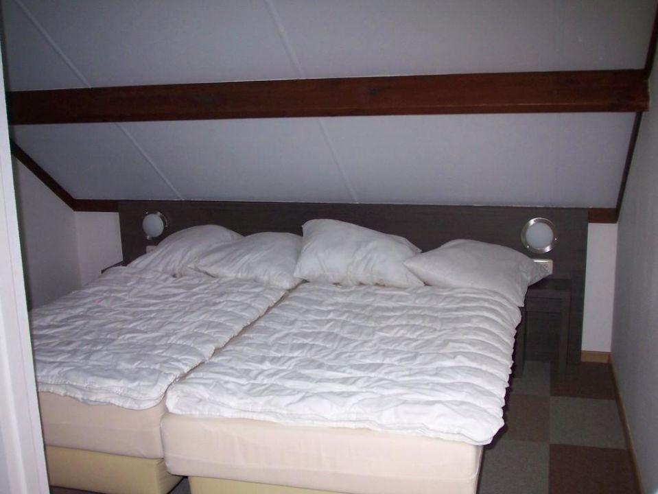 2. Schlafzimmer Sunparks Oostduinkerke aan zee