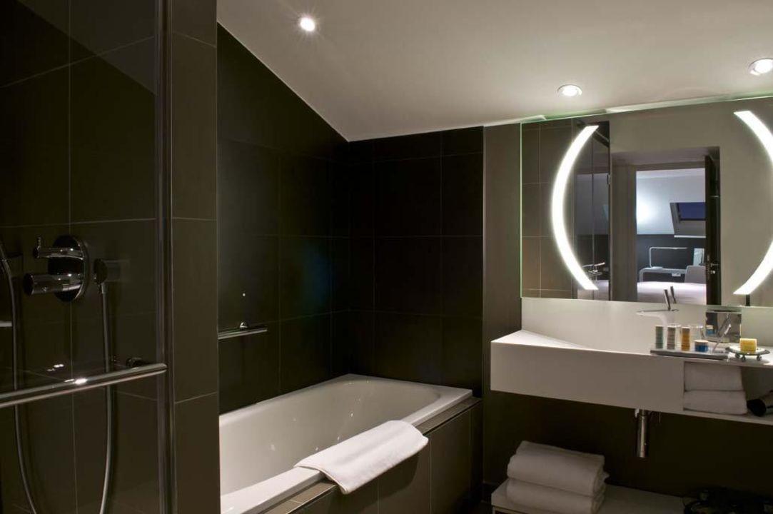 Salle de bain hotel radisson blu nantes nantes holidaycheck pays de la loire frankreich - Salle de bain nantes ...