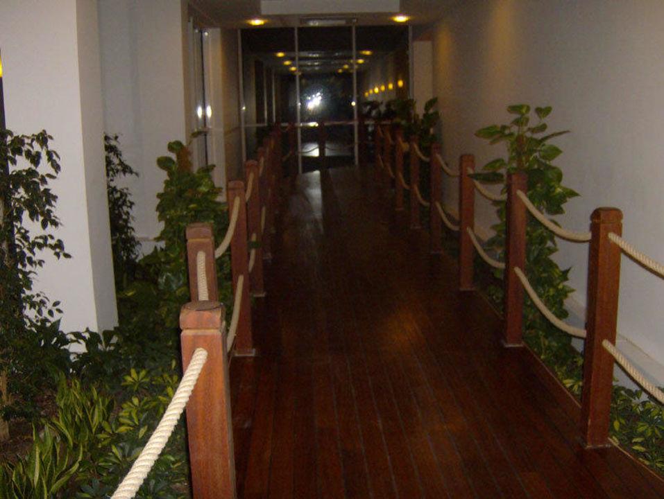 Verbindung Hotel Oleander